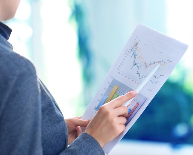 Monitoraggio grafici di borsa