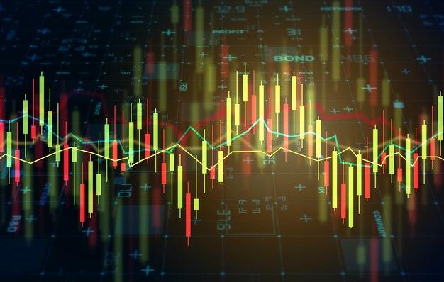 Rete di dati di trading azionario