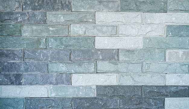 Struttura delle mattonelle del muro di mattoni di pietra rocce decorative esterne moderne dell'ardesia