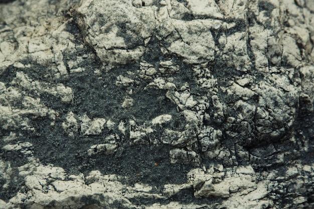 Primo piano di struttura di pietra