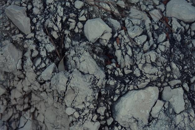 Struttura di pietra, sfondo della natura
