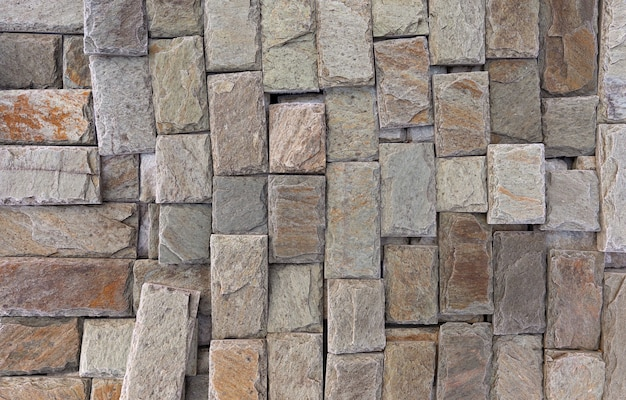 Mattonelle di travertino di pietra, struttura. materiale decorativo naturale.