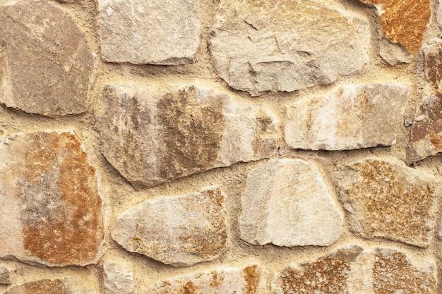 Muro di pietra, trama di sfondo primo piano