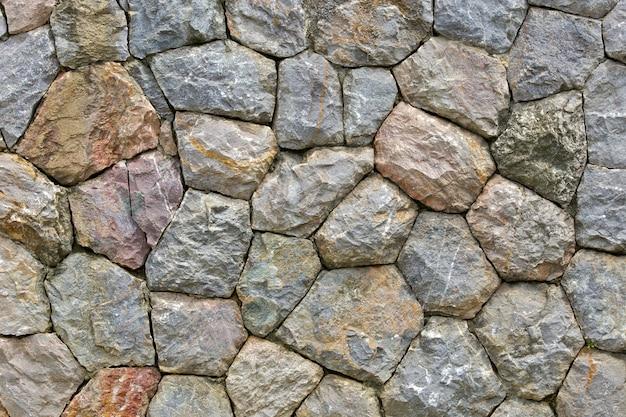 Sfondo texture muro di pietra