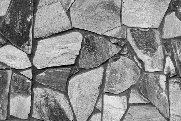 Modello di struttura del muro di pietra