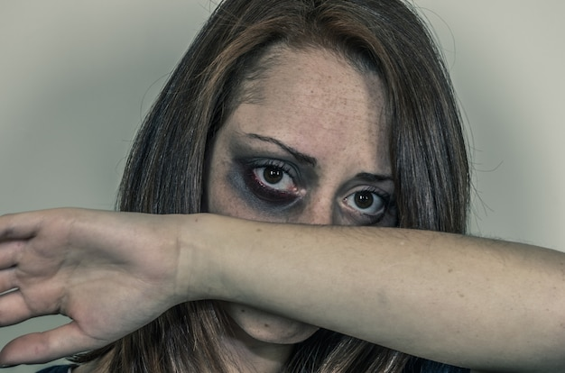 Stop alla violenza contro le donne.
