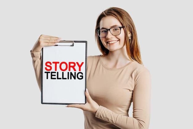 Lo storytelling è il miglior marketing