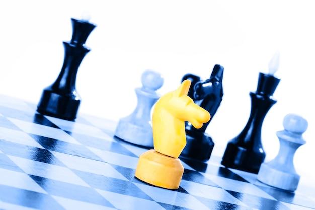 Formazione strategica nel gioco degli scacchi