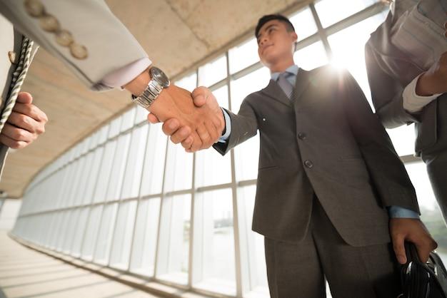 Negoziazione di successo