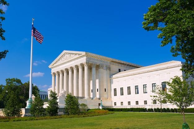 Corte suprema stati uniti a washington