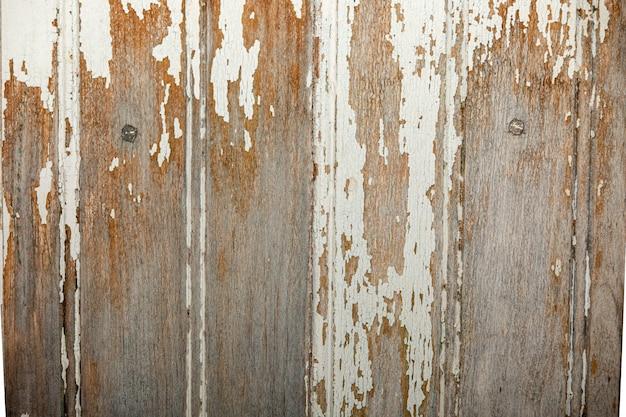 Superficie erosa dal tempo, vecchio sfondo di legno.