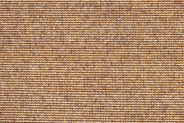 Superficie della tela ruvida del sacco