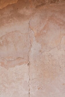 La struttura della superficie del vecchio muro di cemento, sfondi di muro di cemento marrone grunge