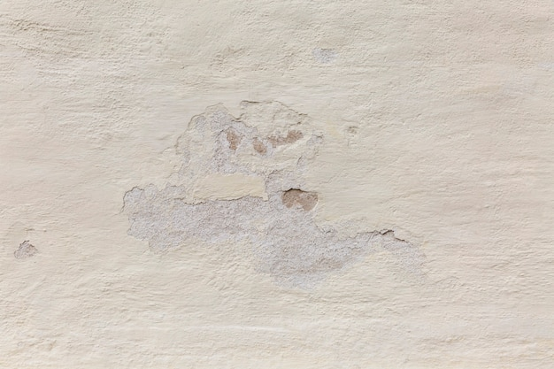 Superficie di un muro di cemento bianco. sfondo. spazio per il testo.