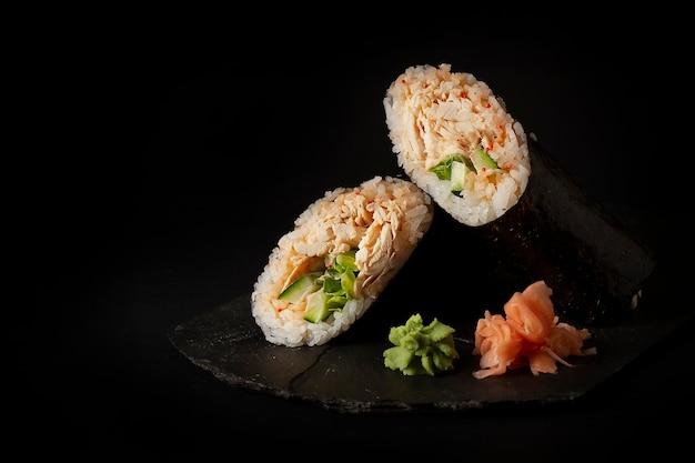 Burrito di sushi
