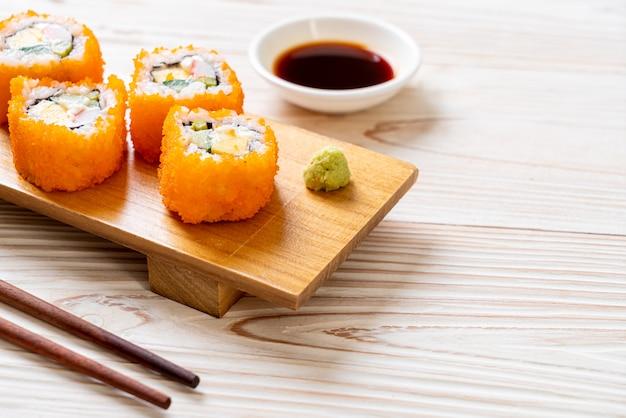 Rotolo di sushi maki