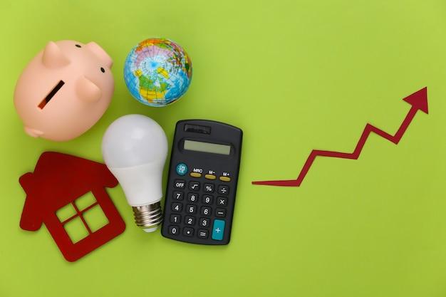 Il simbolo della modernizzazione dei consumi energetici