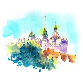Castello ducale di stettino, polonia