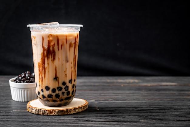 Tè al latte di taiwan con bolla