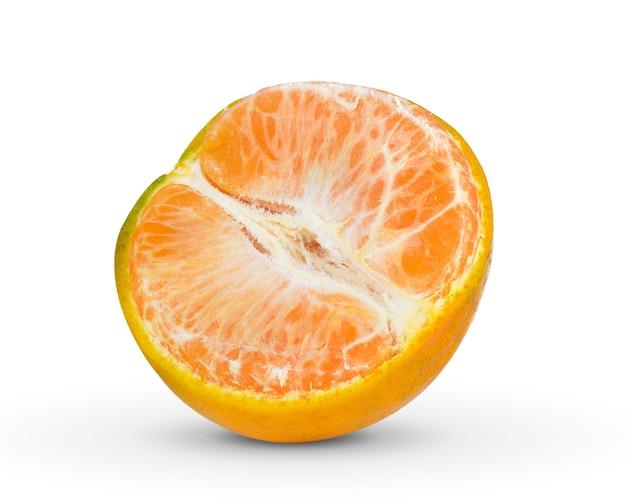 Mandarino isolato