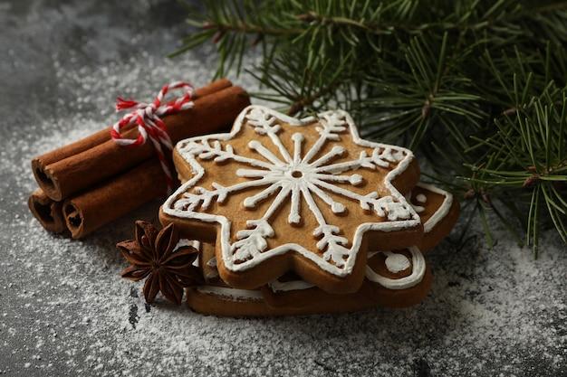 Gustosi biscotti di natale