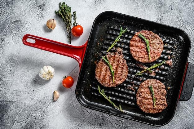 Gustose polpette di carne macinata alla griglia