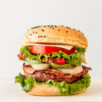 Hamburger gustoso