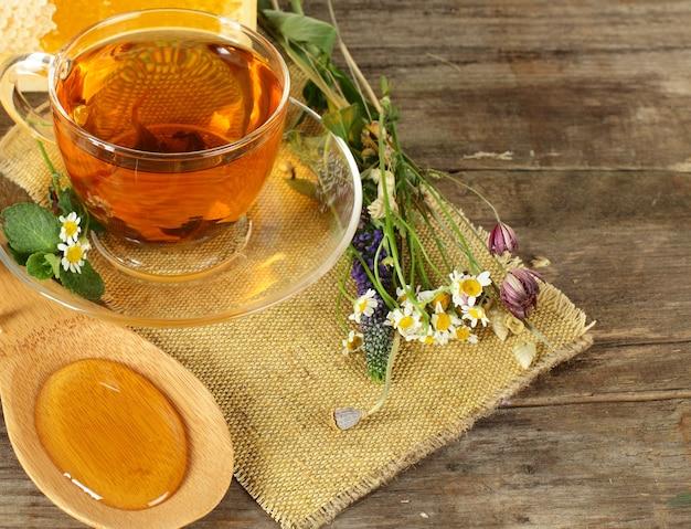 Tè e miele