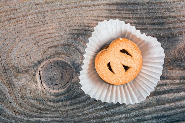 Tè con biscotti al burro danesi