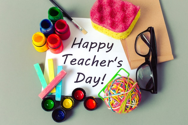 Vacanze all'insegnante