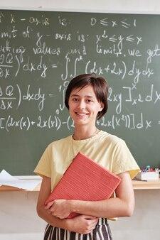 Insegnante di insegnamento all'università
