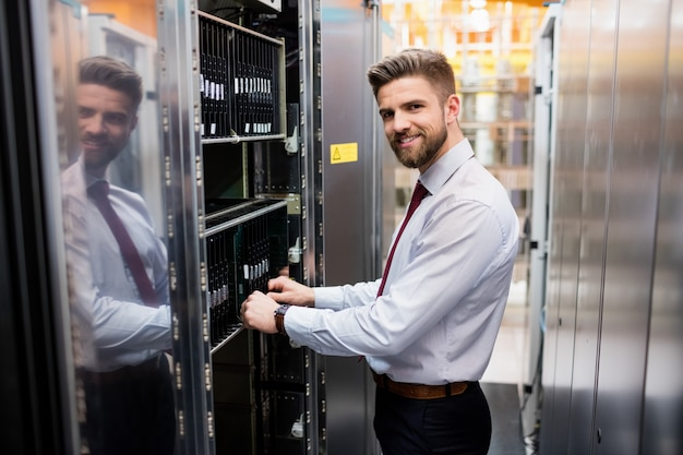 Server d'esame tecnico