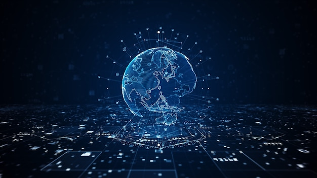 Tecnologia di connessione dati in rete
