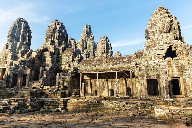 Tempio di angkor thom, cambogia