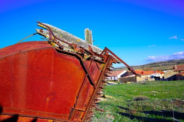 Terriente villaggio in sierra de albarracin teruel