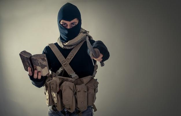 Minaccia al terrorismo