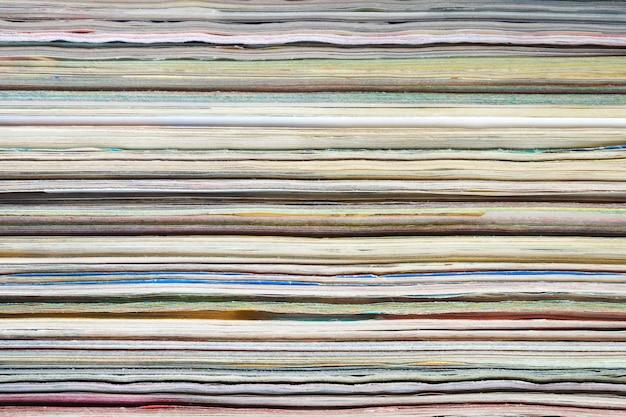 Texture e sfondo da riviste di design e arredamento.