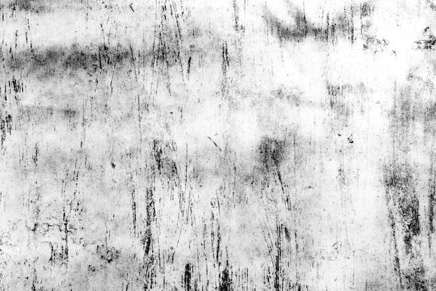 Texture di sfondo di una parete metallica con crepe e graffi