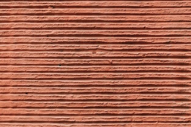 Facciata decorativa arancio del fondo di struttura