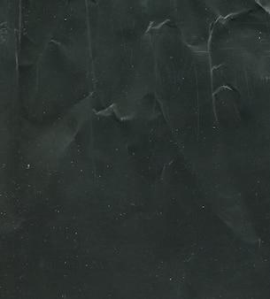 Texture di sfondo di carta nera shabby