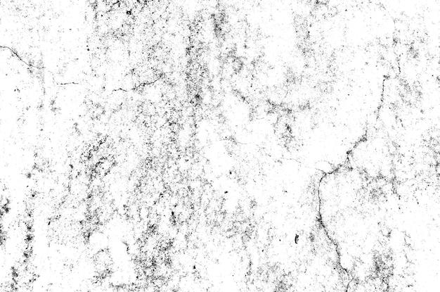 Texture stile grunge astratto bianco e nero. struttura astratta d'annata di vecchia superficie. trama di crepe, graffi e scheggiature.