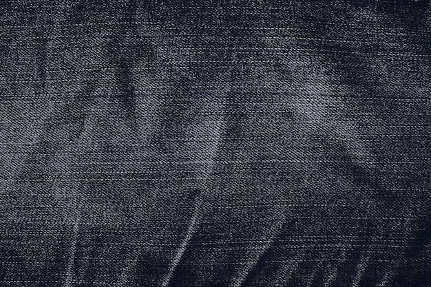 Texture di jeans blu denim per lo sfondo