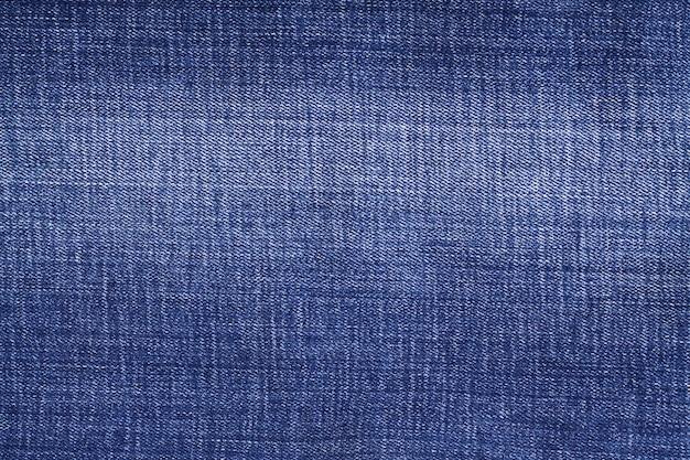 Trama di sfondo di jeans blu