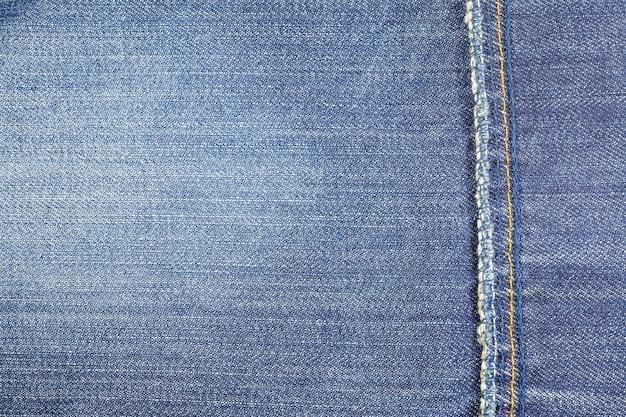Texture di jeans blu