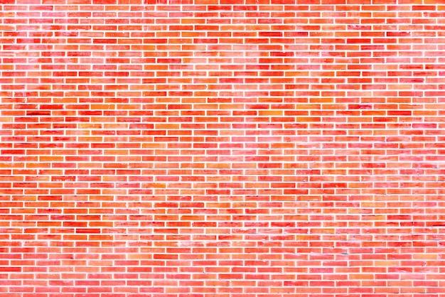 La trama di un muro di mattoni da utilizzare come sfondo nelle composizioni di design.