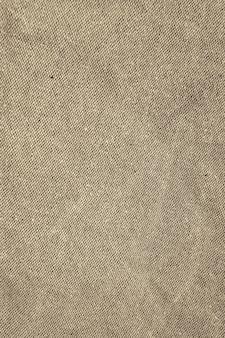 Texture di tela di cotone uniforme marrone