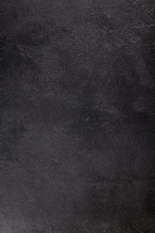 La trama del cemento. frammento di cemento nero. vista dall'alto. trama dipinta. sfondo concreto.