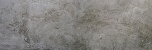 Struttura del fondo del muro di cemento.