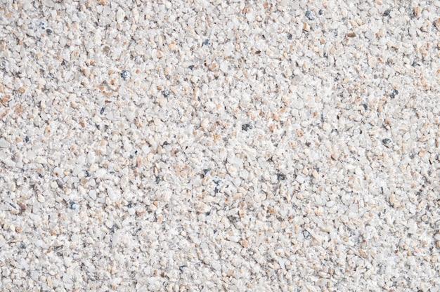 Struttura delle mattonelle di pavimentazione antisdrucciolevoli, primo piano.