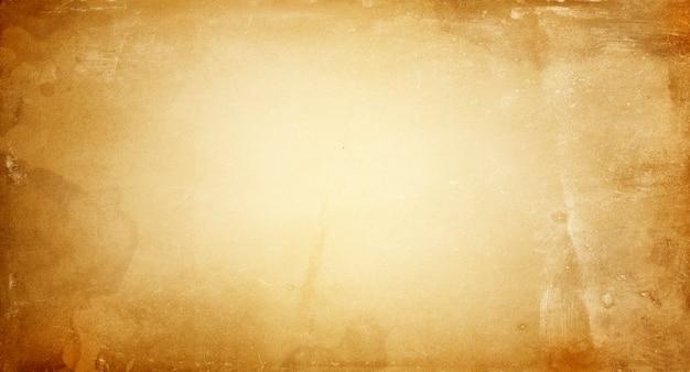 Texture della vecchia carta marrone vintage con copia spazio e spazio per il testo